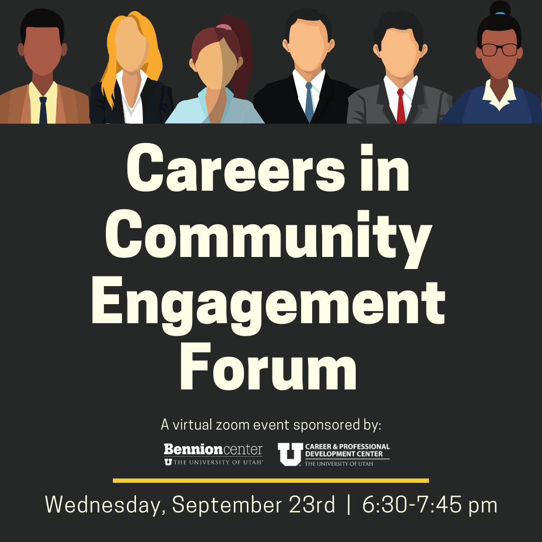Careers in Community Engagement